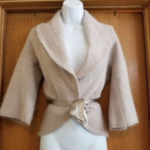 Nougat London Pink Wool Blend Sweater S